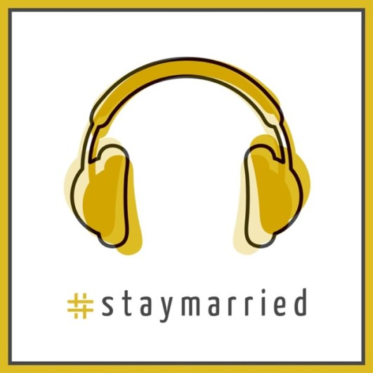 Image result for #StayMarried Podcast: Real Life Advice for Beating the Odds images