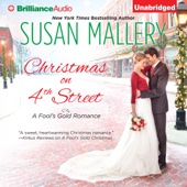 Susan Mallery - Christmas on 4th Street: A Fool's Gold Romance, Book 12.5 (Unabridged)  artwork
