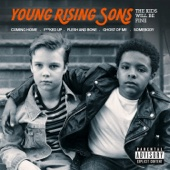 Young Rising Sons - The Kids Will Be Fine - EP  artwork
