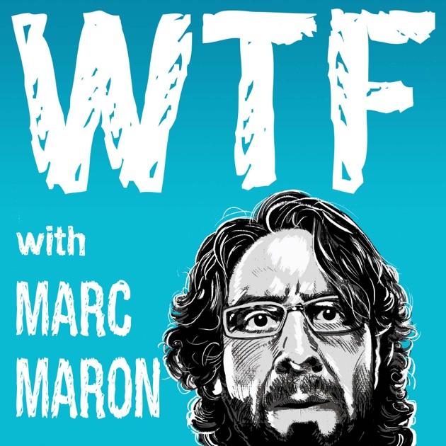 Image result for marc maron WTF