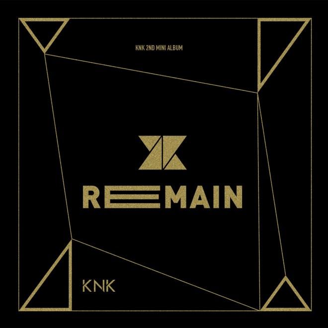 KNK - Remain - EP