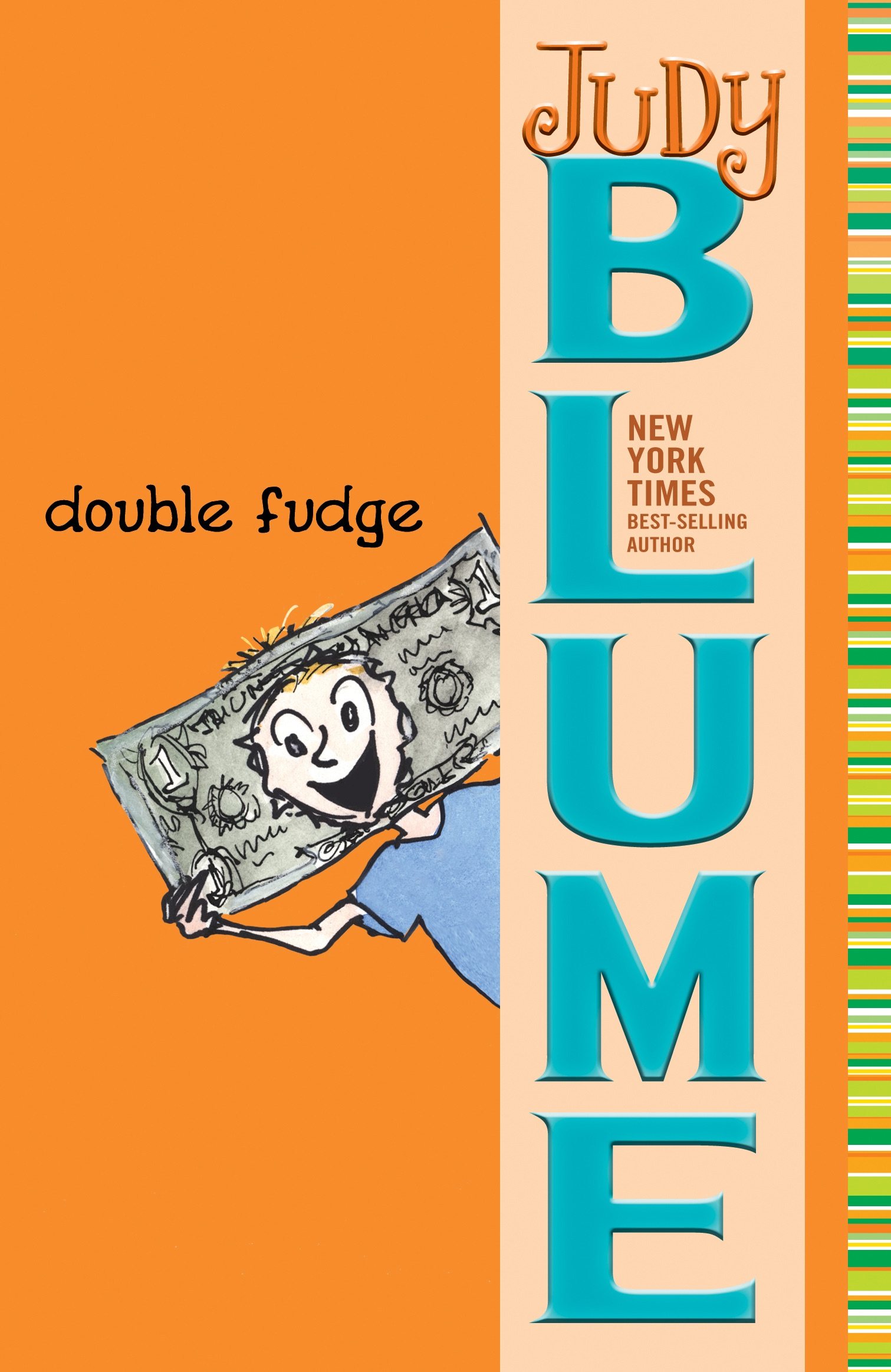 Double Fudge By Judy Blume On Ibooks
