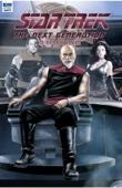David Tipton - Star Trek: The Next Generation: Mirror Broken #0 (FCBD2017)  artwork