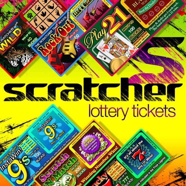 Scratchers - Free Instant Scratch Off Lucky Lottery Tickets