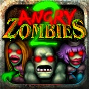 Angry Zombies 2 HD for iPad
