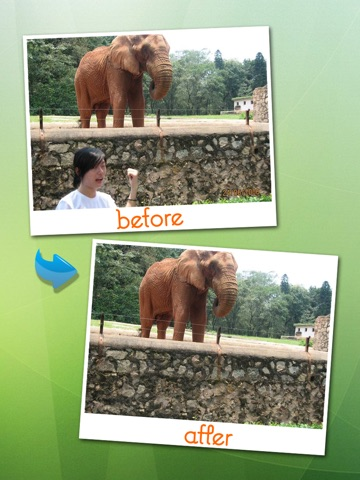 Photo Eraser - Remove Unwanted Objects from Pictures Screenshot