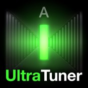 UltraTuner - Ultra Precise Chromatic Tuner for Guitar, Bass, Strings, Brass and More