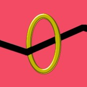 Circle the Ring - Make them Swing & Don't stick lines !