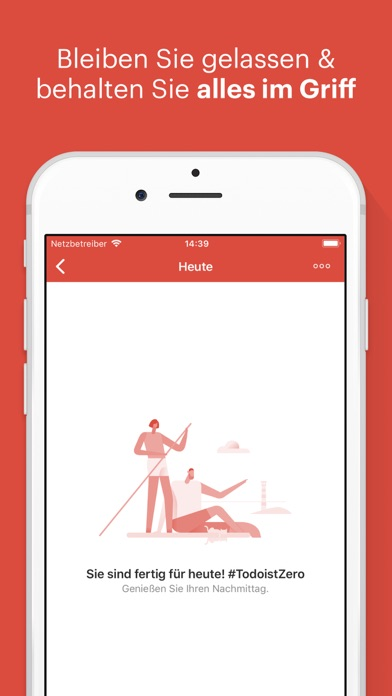 Todoist: Dinge erledigen Screenshot