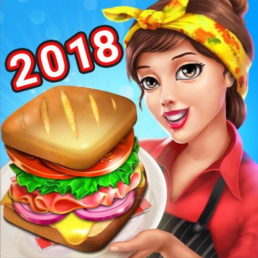 フードトラック・シェフ: 料理ゲーム