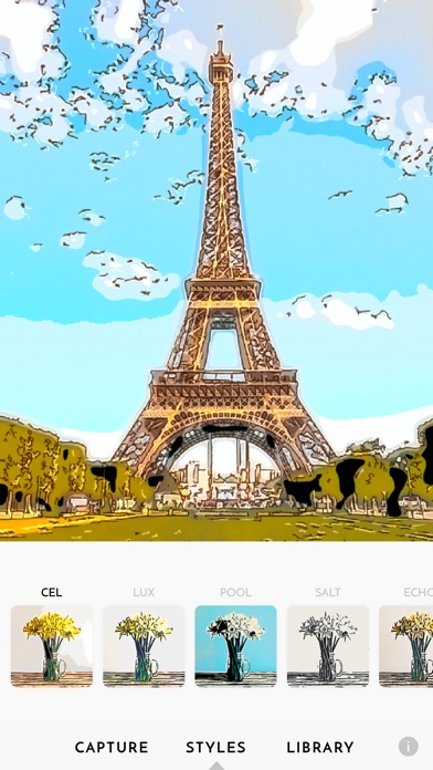 Screenshot do app Olli by Tinrocket