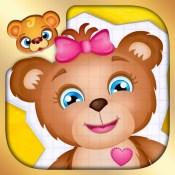 123 Kids Fun PAPER PUZZLE Game
