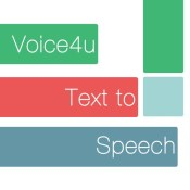 Voice4u TTS - Type or OCR to Talk in 30 Languages