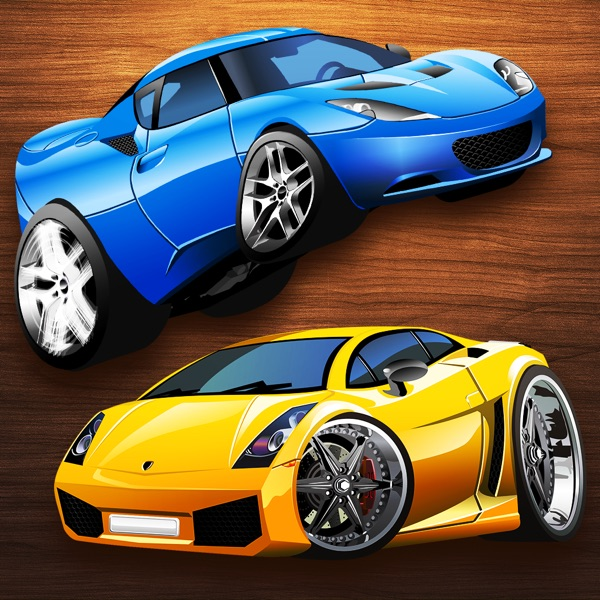 Car and Truck Games for Kids