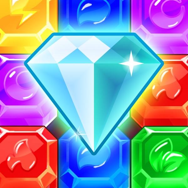 Diamond Dash - Tap the blocks!
