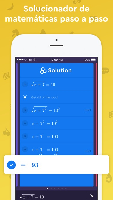 Socratic Ayuda con las tareas Screenshot