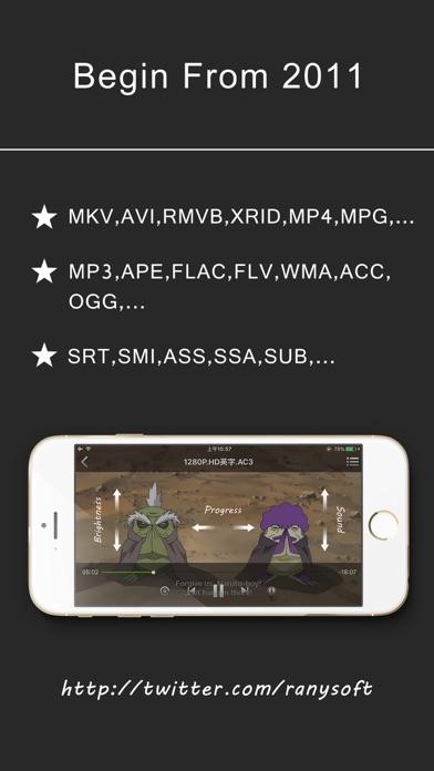 AcePlayer Plus Screenshot