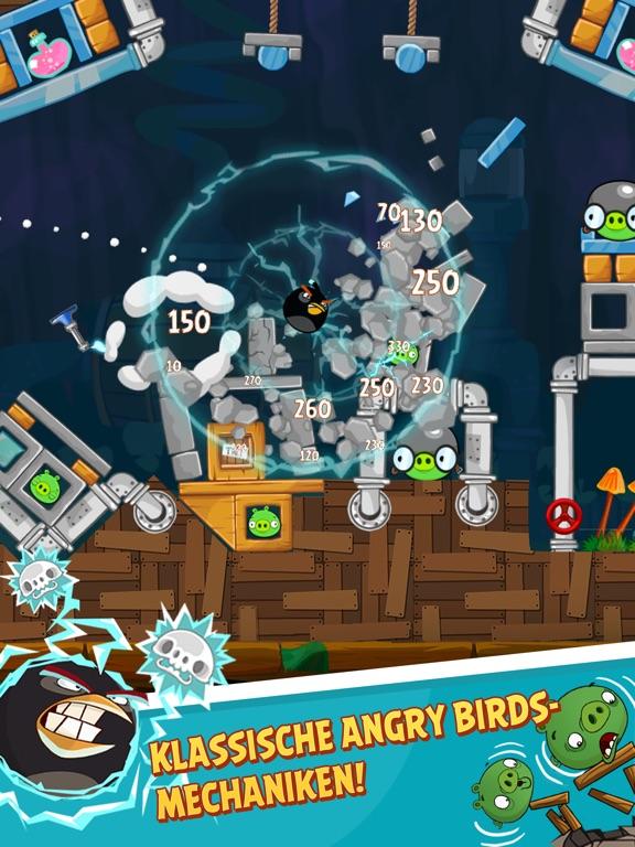 Angry Birds HD Screenshot