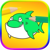 sea world coloring pages on the app store