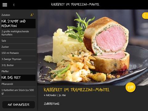 Grill den Henssler - die besten Blitz-Rezepte aus dem Kochbuch zur VOX TV-Sendung Screenshot