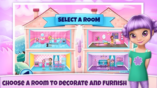 My Play Home Decoration Games Create A Virtual Doll House For Fashion Able S On The App