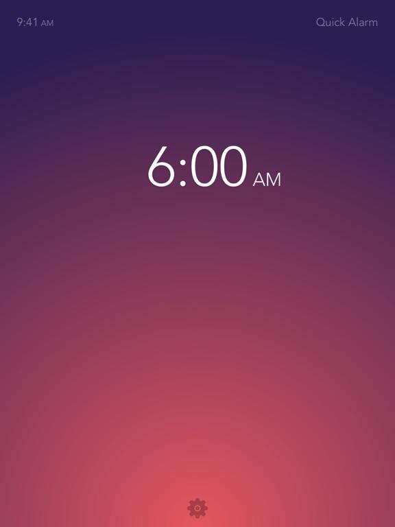 Rise Alarm Clock Screenshot