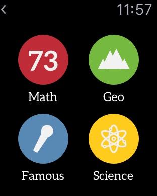 Elementary Minute Screenshot