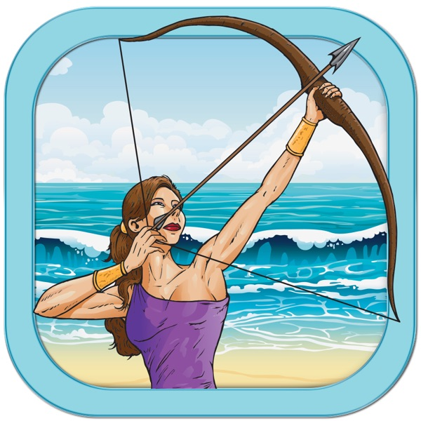 Beach Archer - Sand & Water Cool Action Shooting Bow & Arrow Game FREE