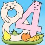 Funny Digits - Kids Learn Numbers, Addition and Subtraction
