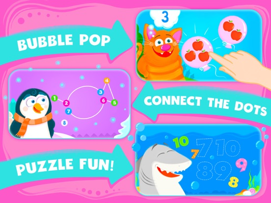 Animal Number Games For Toddlers Games For Free On The App