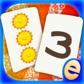 Numbers and Counting Early Learning Math Match Games for Kids in Pre-K, Kindergarten and 1st Grade