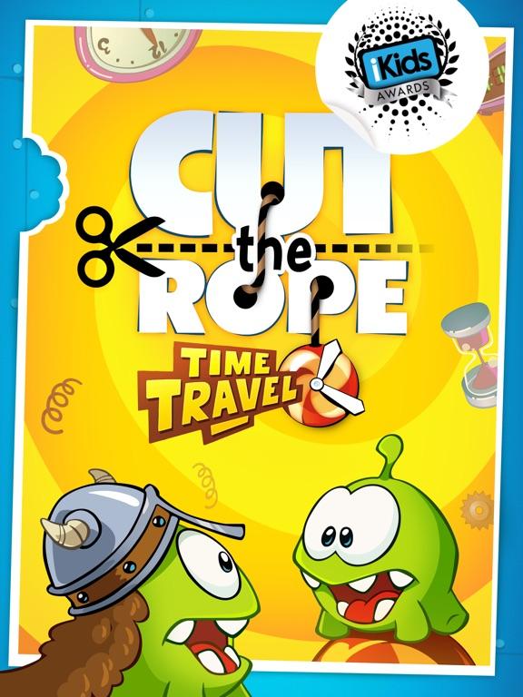 Cut the Rope: Time Travel HD Screenshot