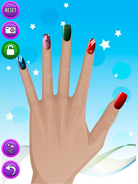 Cute Nail Art Designs Game 3d Beauty And Manicure Salon For S On The App