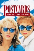 Mike Nichols - Postcards from the Edge  artwork