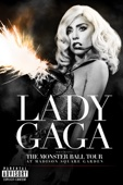 Lady Gaga - Lady Gaga Presents: The Monster Ball Tour At Madison Square Garden  artwork