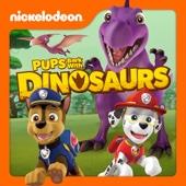 PAW Patrol - PAW Patrol, Pups Bark with Dinosaurs  artwork