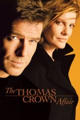 John McTiernan - The Thomas Crown Affair (1999)  artwork