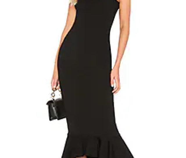 Izzy Ruffle Maxi Dress Superdown