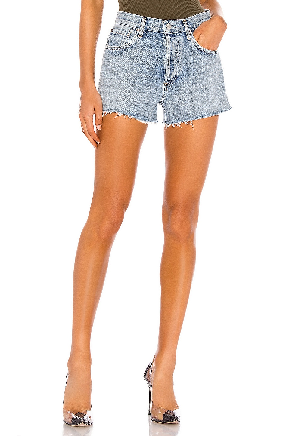 Parker Vintage Cut Off Short             AGOLDE                                                                                                       CA$ 181.99 11