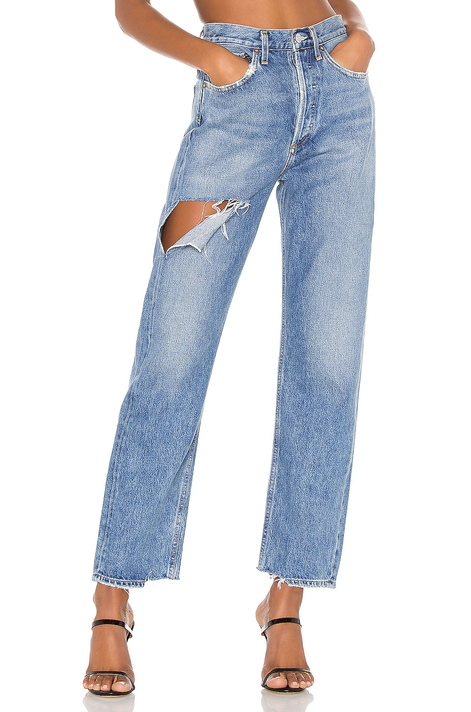 90's Mid Rise Loose Fit             AGOLDE                                                                                                       CA$ 263.27 1