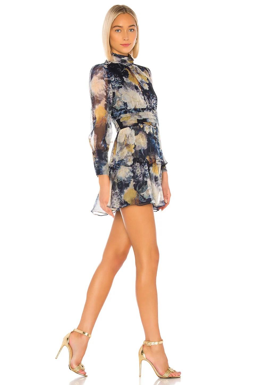 Samira Dress, view 2, click to view large image.