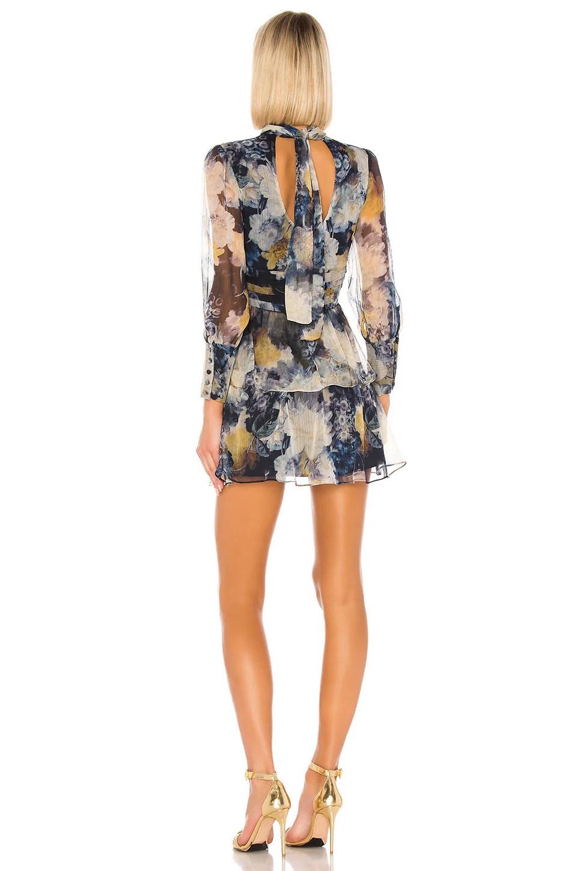 Samira Dress, view 3, click to view large image.
