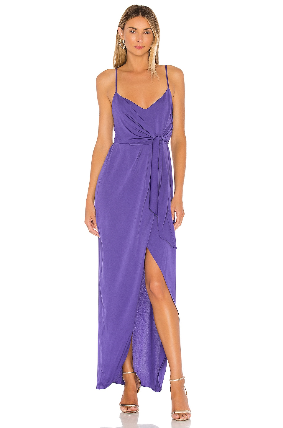 Tie Wrap Maxi Dress             BCBGeneration                                                                                                                                         Sale price:                                                                       CA$ 77.12                                                                                                  Previous price:                                                                       CA$ 170.20 13
