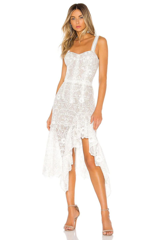 Tiffany Blanc Dress                   Bronx and Banco                                                                                                                             CA$ 439.40 8