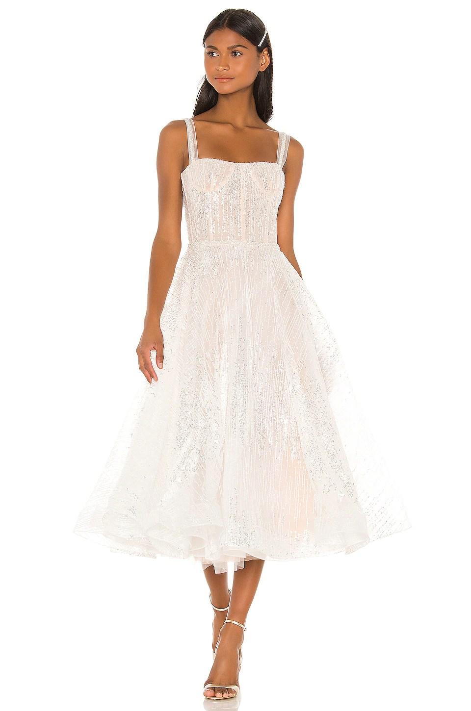Mademoiselle Bridal Midi Dress             Bronx and Banco                                                                                                       CA$ 1,144.57 9