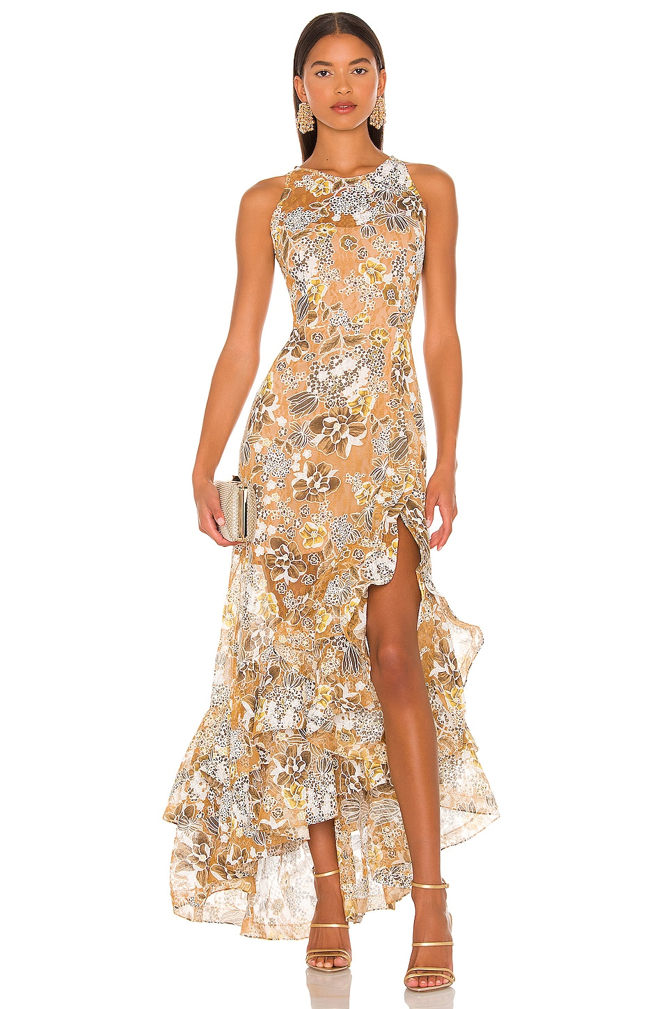 Sicilia Ruffle Dress             Bronx and Banco                                                                                                       CA$ 523.23 8
