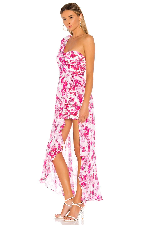 Aruba Layered Mini Dress, view 4, click to view large image.
