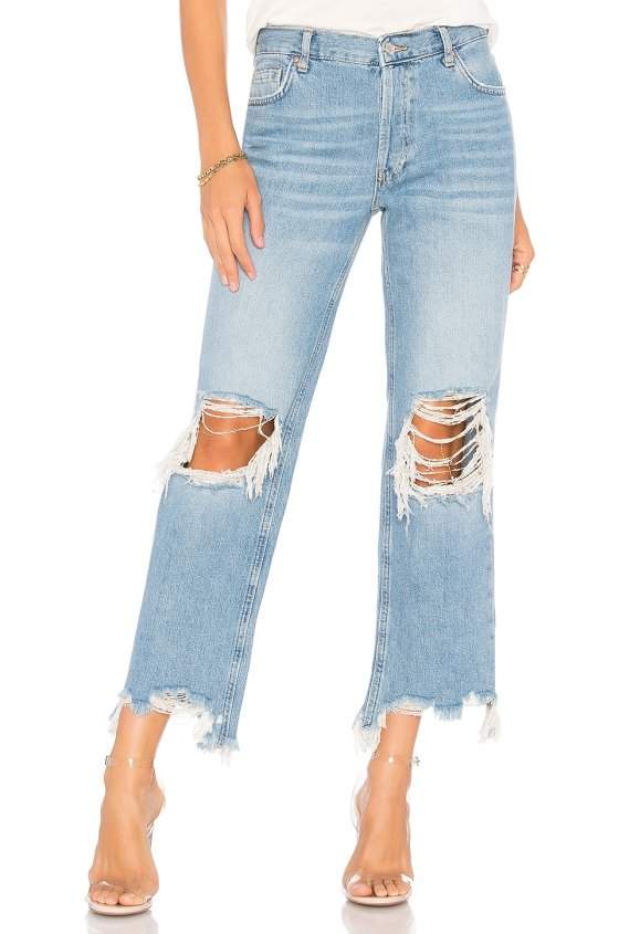 Maggie Straight Jean                     Free People 3