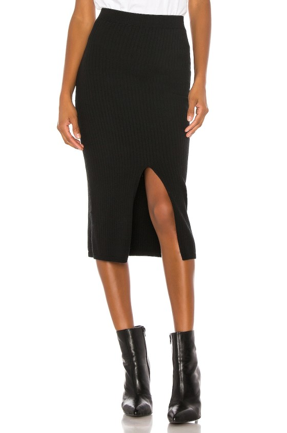 Skyline Midi Skirt                   Free People                                                                                                                             CA$ 65.39 7