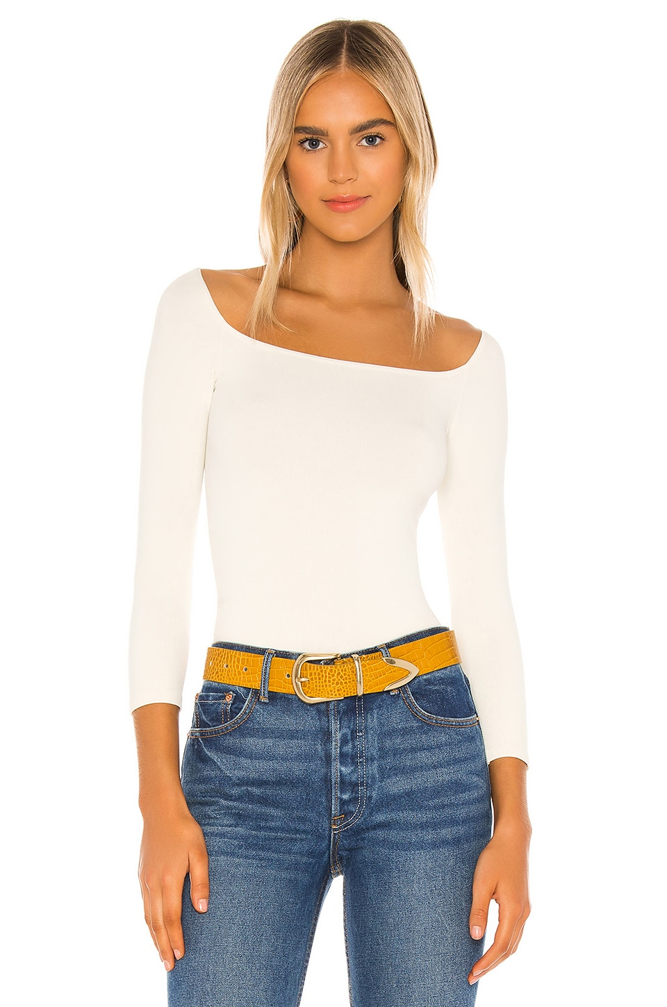 Square Neck Tee                     Free People 8